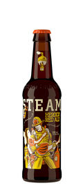 Steamworks Heroica Red Ale *