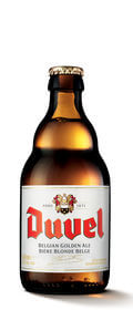 Duvel Blonde sur Lie