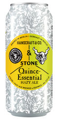 Stone Quince-Essential Hazy Ale *