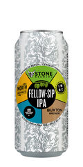 Stone Fellow-Sip IPA * IMBC / Buxton Brewery/ Magic Rock / North Brewing Co