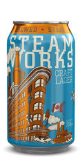 Steamworks Craft Lager *