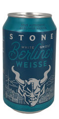 Stone White Ghost Berliner