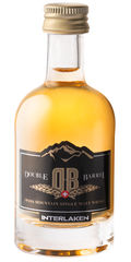 Swiss Mountain Double Barrel Whisky *