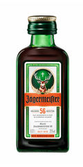 Jaegermeister portion 2 cl*