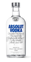 Absolut Vodka *