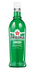 Trojka Vodka Green *