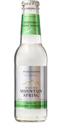 Swiss Mountain Spring Rosemary Tonic Water