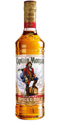 Captain Morgan Spiced Gold*