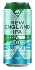 Brewdog vs Cloudwater NEIPA
