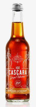 Ice Cascara Gingembre *