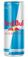 Red Bull Sugarfree *