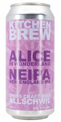Kitchen Brew Alice in Wonderland *