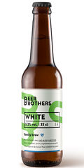 Beer Brothers White