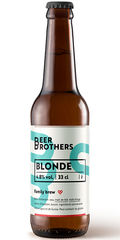 Beer Brothers Blonde