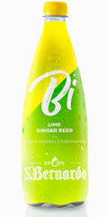 S. Bernardo Lime Ginger Beer *