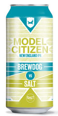 Brewdog Model Citizen (vs. Salt)