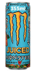 Monster Juice Mango Loco *